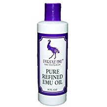 Purple Emu Pure Refined, AEA Certified Emu Oil 8oz