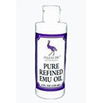 Purple Emu Pure Refined, AEA Certified Emu Oil 4oz