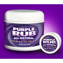 Purple Emu - Purple Rub Pain Relief Cream 4oz